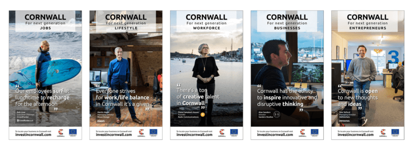 Cornwall: for the next generation - Campaign Messages